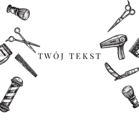 Krówki firmowe z nożyczkami