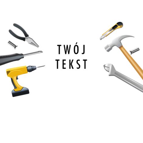 Krówki firmowe z narzędziami