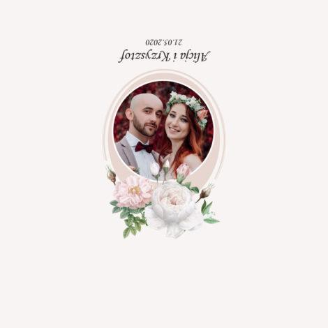 Krówki na ślub i wesele ze zdjęciem