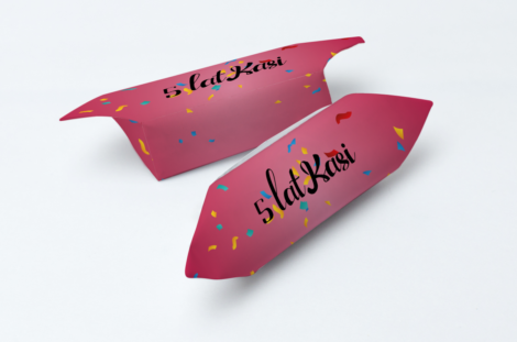 krówki na urodziny kolorowe konfetti