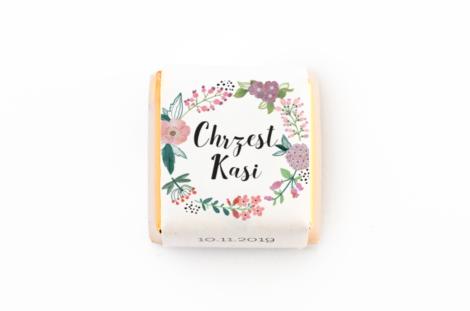 Czekoladki na Chrzest tradycyjne