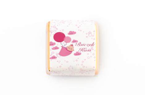 czekoladka z personalizacja urodzinowa